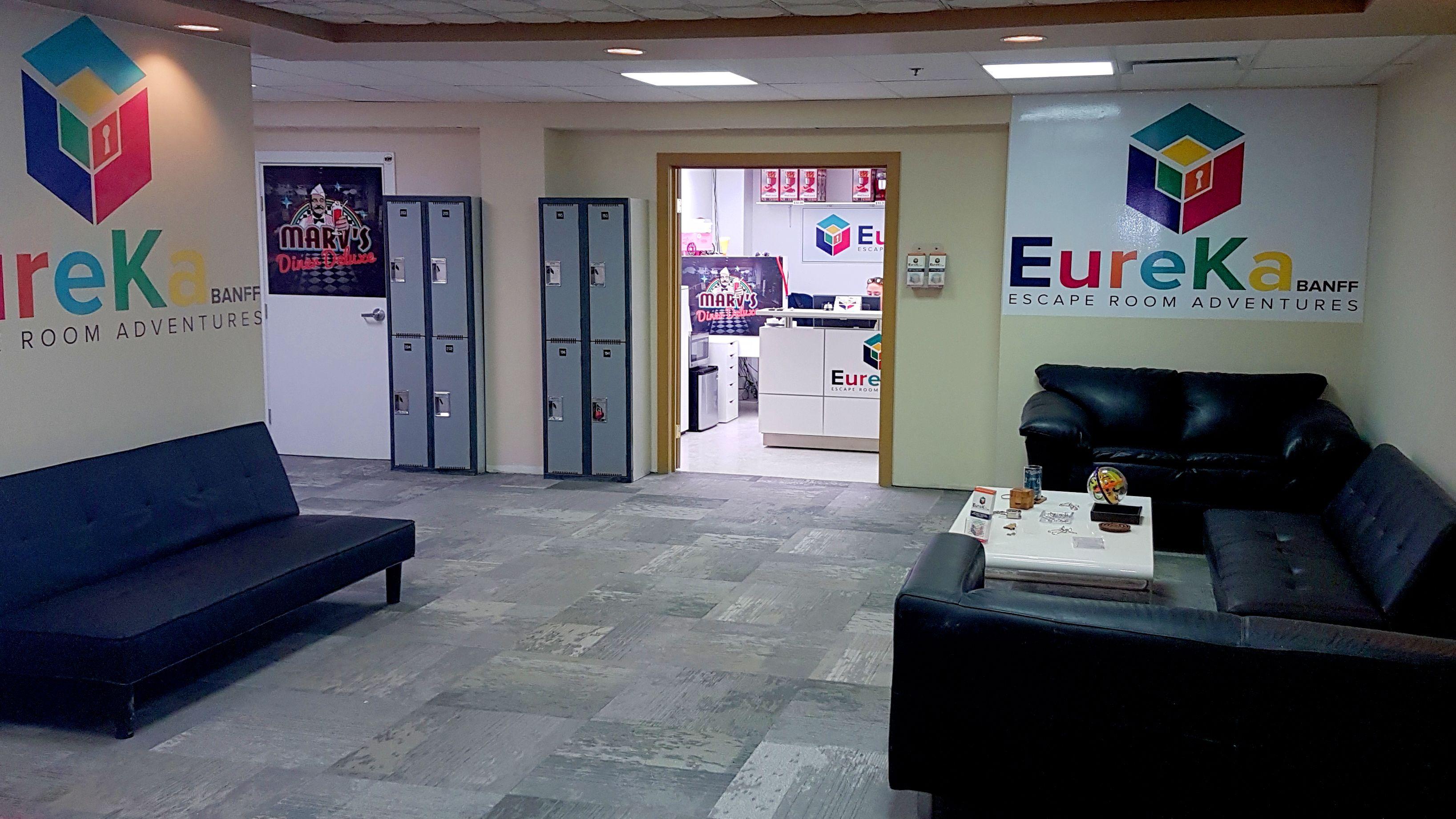 Eureka, Banff office