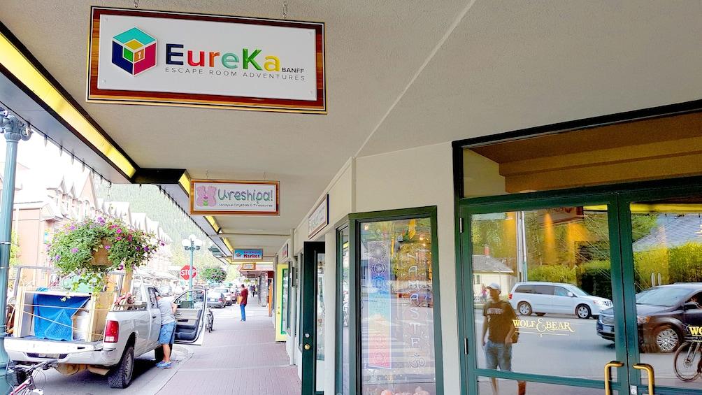 Show item 5 of 5. Eureka Banff office