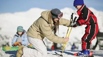 Snowmass Kid Ski Rental Package