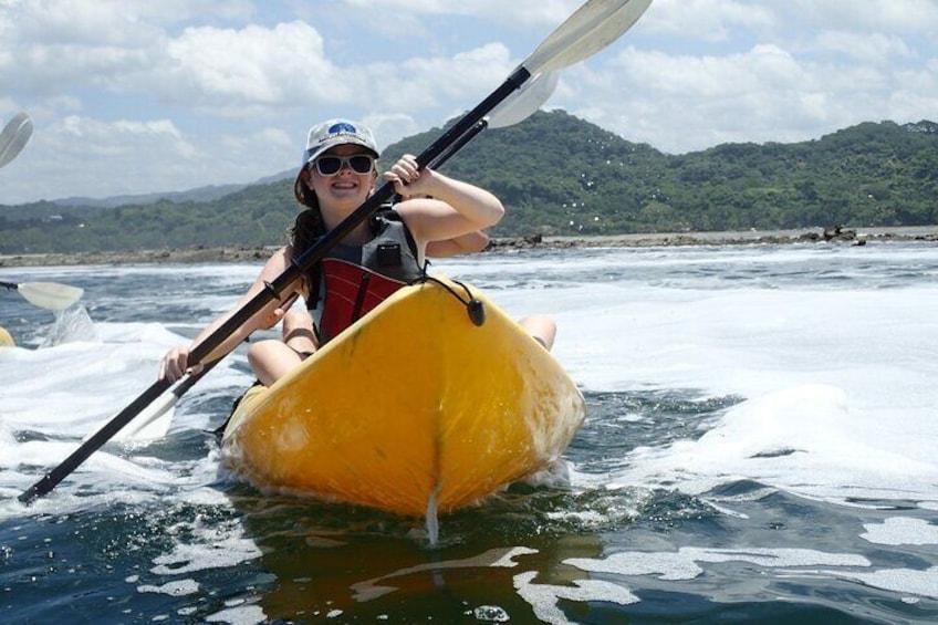 Playa Samara Ocean Kayak and Snorkeling