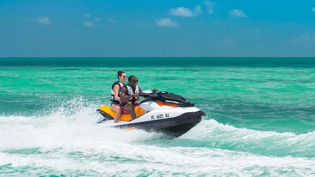 Show item 5 of 6. Guided Jet Ski Tour in Key West