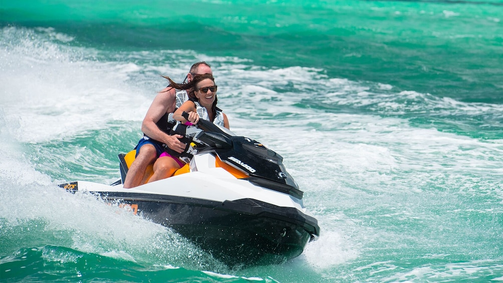 Show item 1 of 6. Guided Jet Ski Tour in Key West