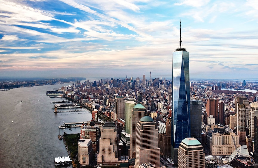 Show item 10 of 10. One World Observatory: Skip-the-Line Ticket