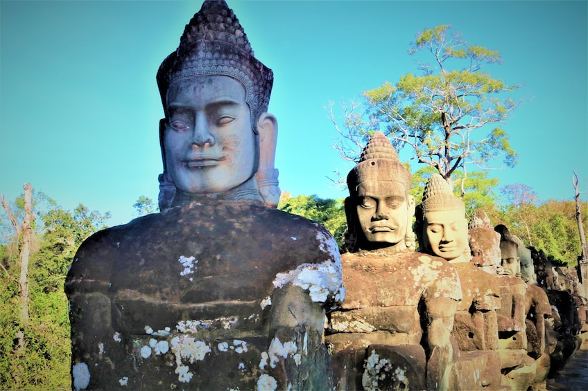 Show item 2 of 12. Full-Day Tour of Temples at Angkor Wat & Angkor Thom