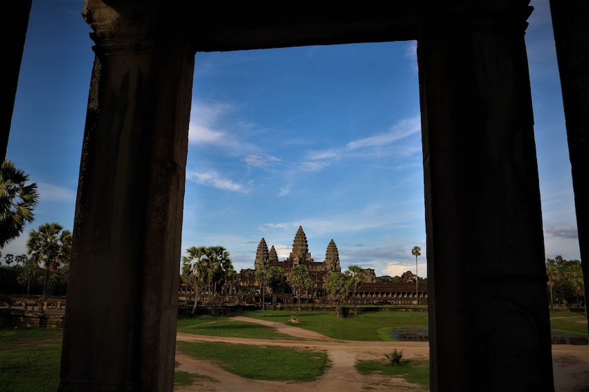 Show item 1 of 12. Full-Day Tour of Temples at Angkor Wat & Angkor Thom