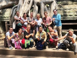 Full-Day Tour of Temples at Angkor Wat & Angkor Thom