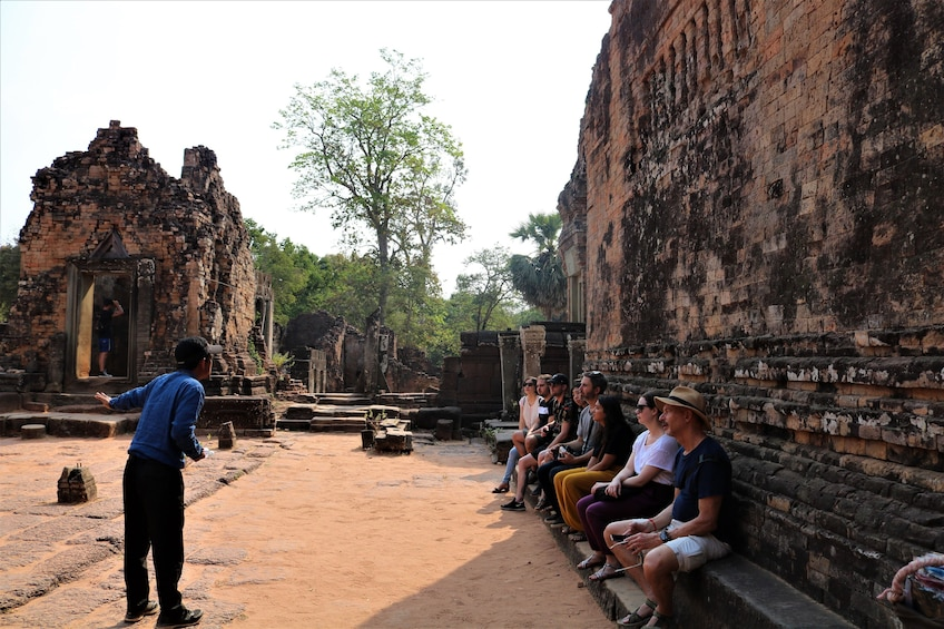 Show item 4 of 12. Full-Day Tour of Temples at Angkor Wat & Angkor Thom