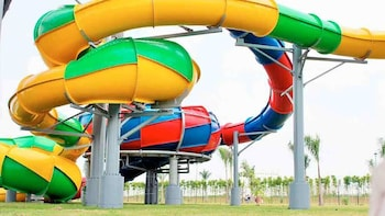 The Best Waterpark in Mexico: AQUATICO INBURSA