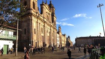 Passeio durante escala de 6 horas em Bogotá