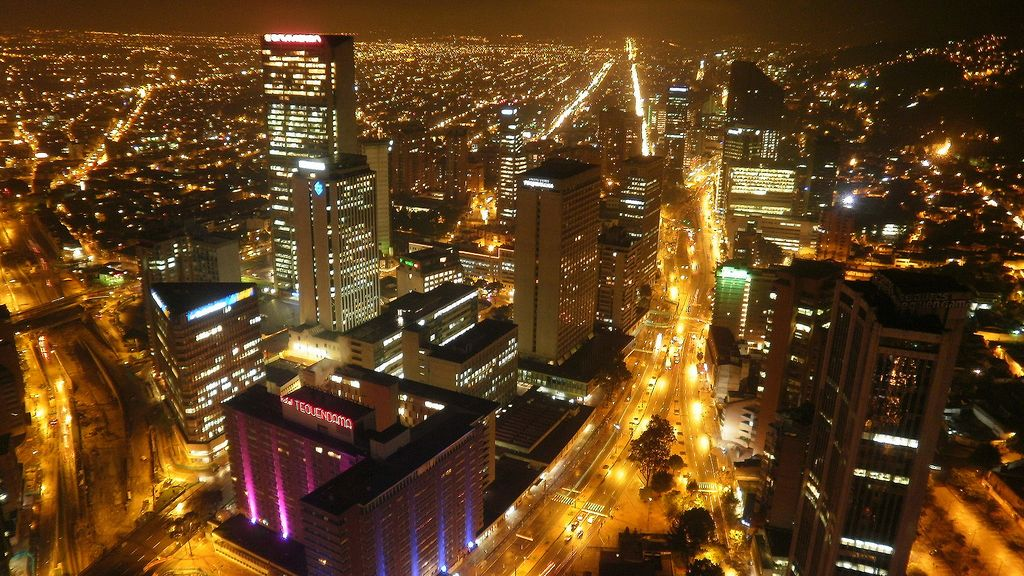 Bogotá Night Tour