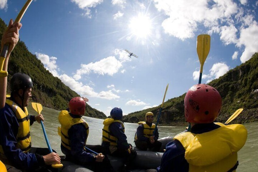 River Rafting in South Iceland