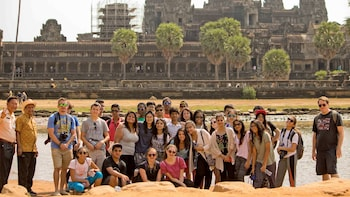 Private Half-Day Splendour of Angkor Wat Tour
