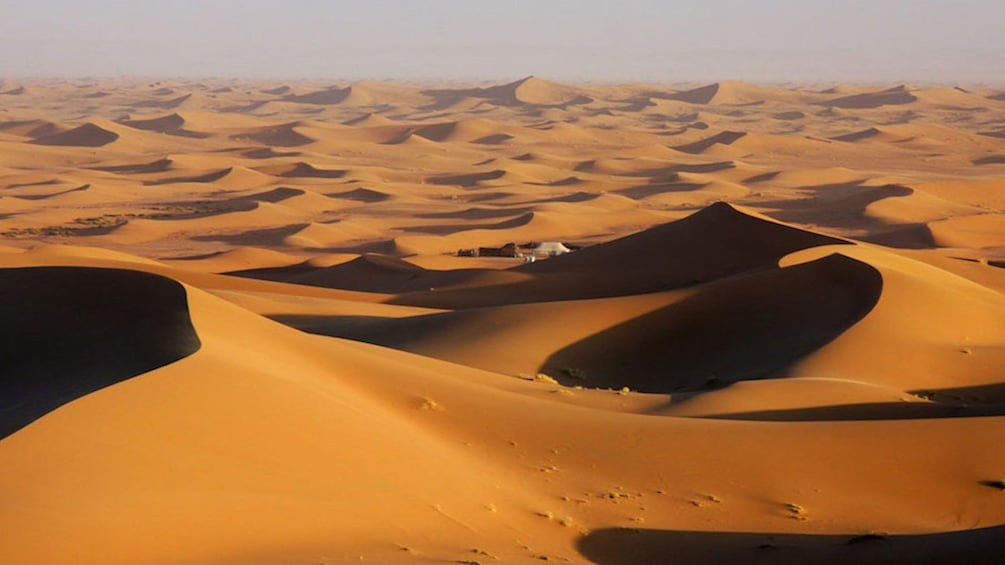 Show item 5 of 5. Sand dunes in Morocco