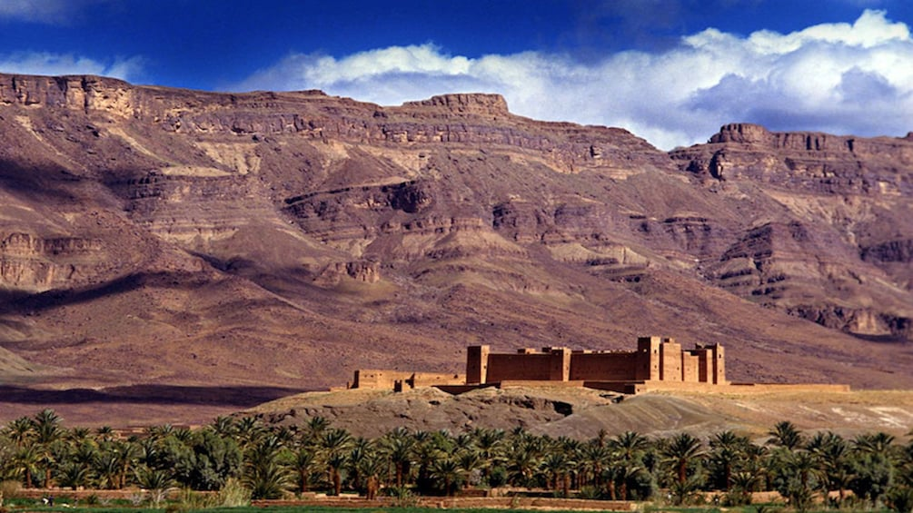 Show item 3 of 5. Aït Benhaddou village in Morocco