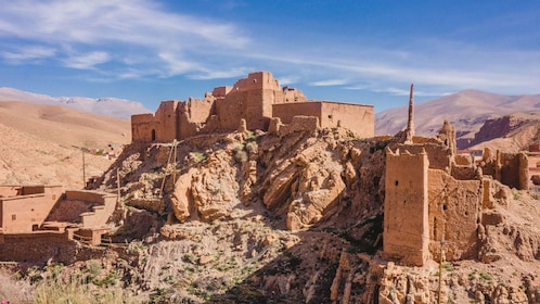 Ruins in Morocco