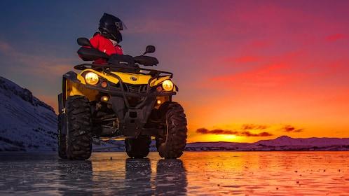 2hr Midnight Sunset ATV Tour from Reykjavik - Reykjavik