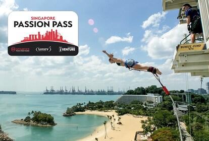 The Ultimate Singapore Pass - Flexi Plus Premium