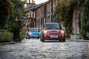 Private Mini Cooper City Tour of Edinburgh
