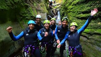 Kawarau Half-Day Canyoning Adventure