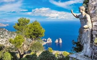 Full-Day Capri & Anacapri Tour