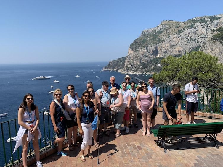 From Sorrento: Capri and Anacapri guided tour