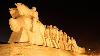 Private Guided Night-time Panoramic City Tour
