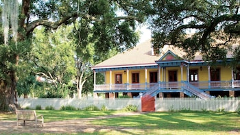 Guided Tour of Oak Alley or Laura Plantation