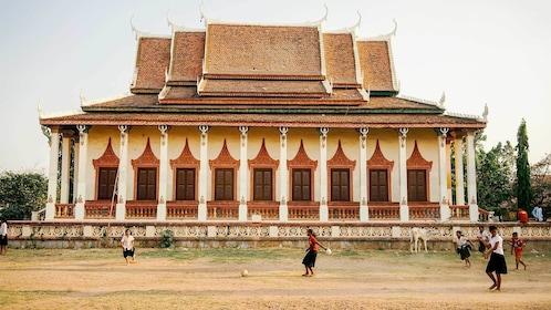 Architecture in Cambodia