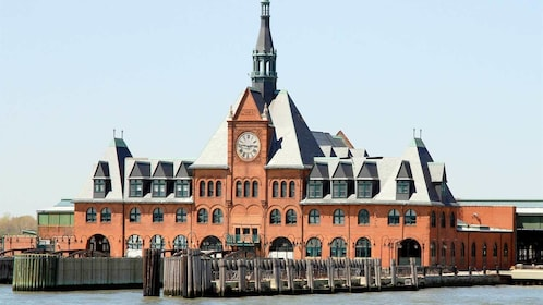 central railroad terminal of new jersey