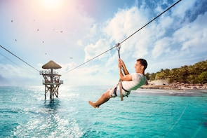 Royal Garrafon Reef Park at Isla Mujeres Tickets