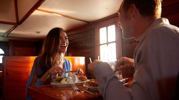 "Show item 10 of 10. Columbus ""The Romantic Dinner Cruise"" in Cancun"