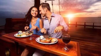 "Show item 1 of 10. Columbus ""The Romantic Dinner Cruise"" in Cancun"
