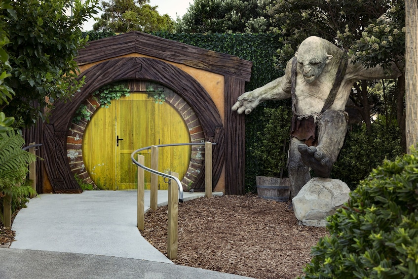 Show item 3 of 7. Weta Cave Workshop Tour: There & Back Again