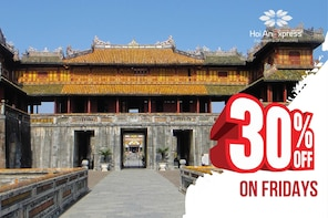 Full-Day Tour to the Imperial City of Hue from Hoi An