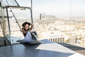 OUE Skyspace LA General Admission plus Skyslide Ride