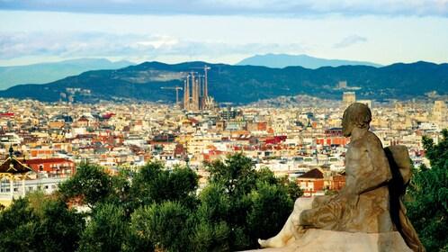 Landscape image of Barcelona
