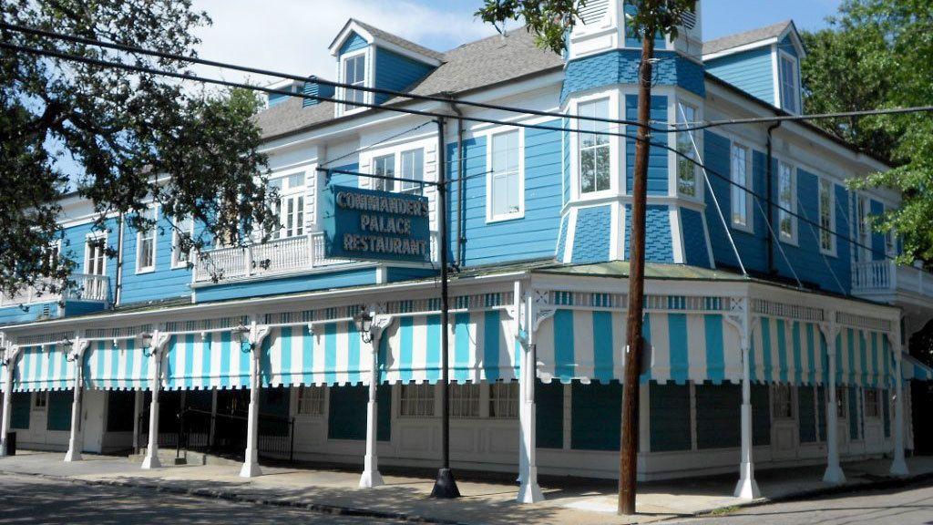 historic restaurant in New Orleans