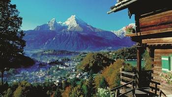 Tour durch die Bayerischen Alpen und Berchtesgaden