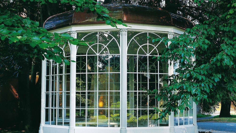 Show item 3 of 5. Gazebo from the Sound of Music in Salzburg