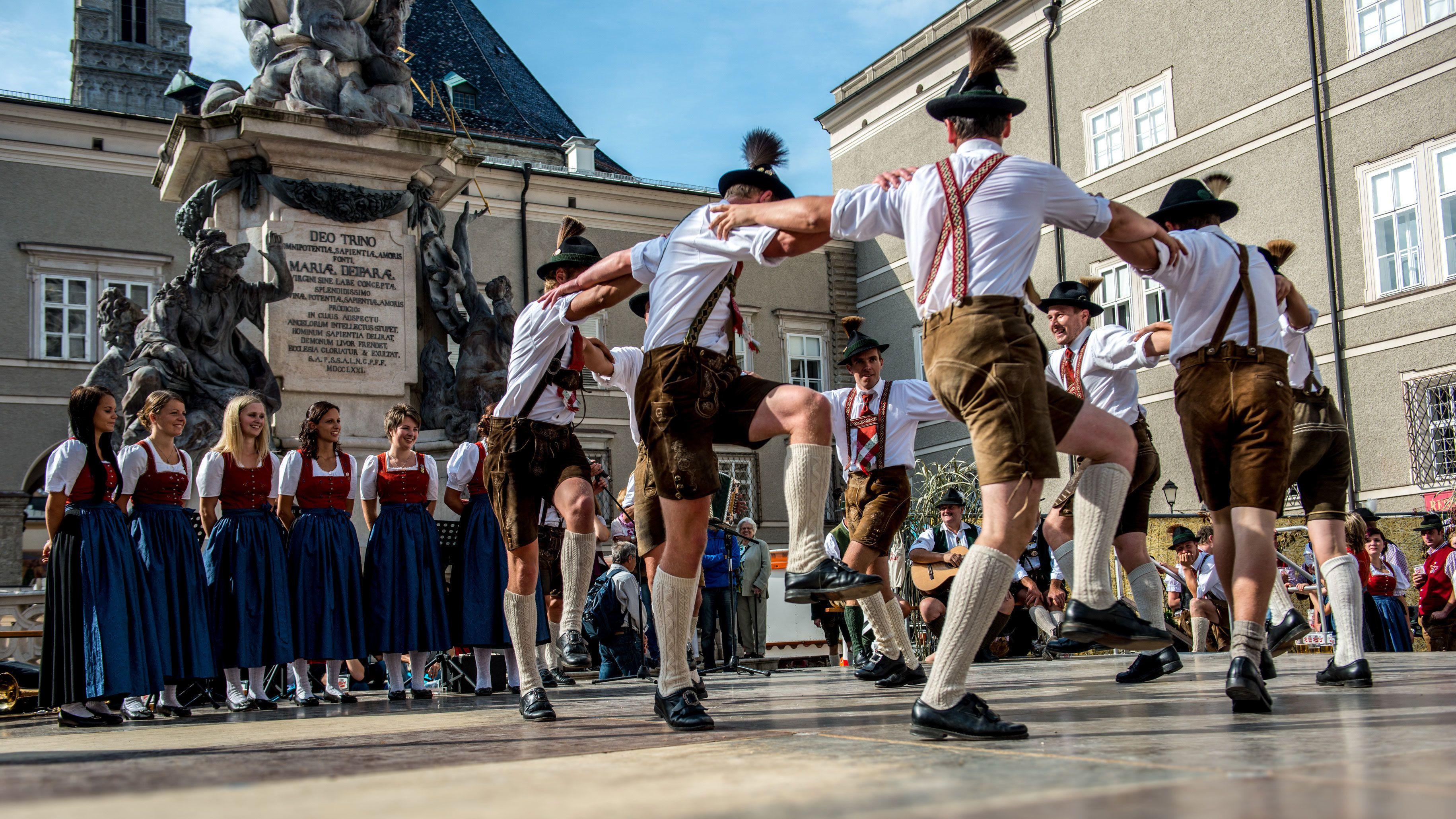Private Führung zu Fuß durch Salzburg mit einem lizenzierten Reiseführer