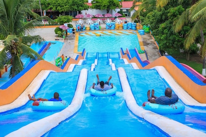 Aquaventuras Water Park Admission Tickets