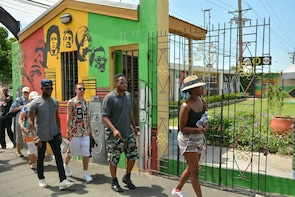 Guided Kingston City Tour with Bob Marley Museum & Lunch