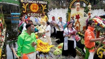 Xochimilco Aztec Canals & Coyoacan