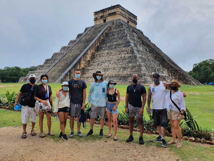 Chichén Itzá, Cenote, Buffet & Tequila Tasting All inclusive