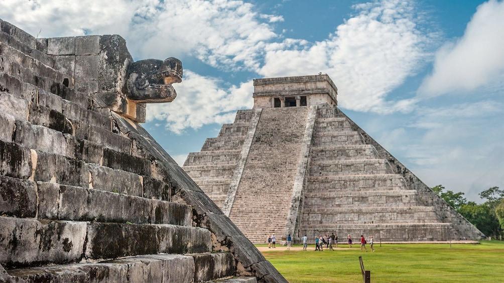 Show item 10 of 10. Chichen Itza in Cancun