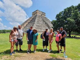 Chichén Itzá, Cenote, Buffet & Tequila Tasting All-inclusive