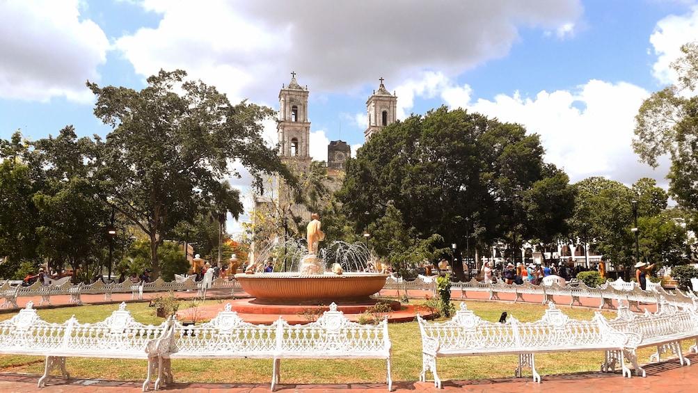 Chichén Itzá, Valladolid & Cenote Xcajum Swim All Inclusive