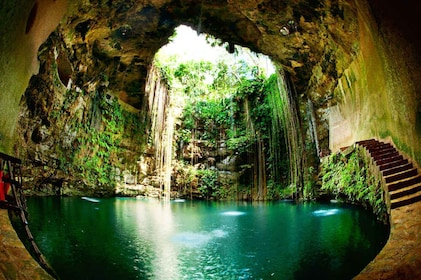 Cuzama Cenotes Day Tour with Lunch
