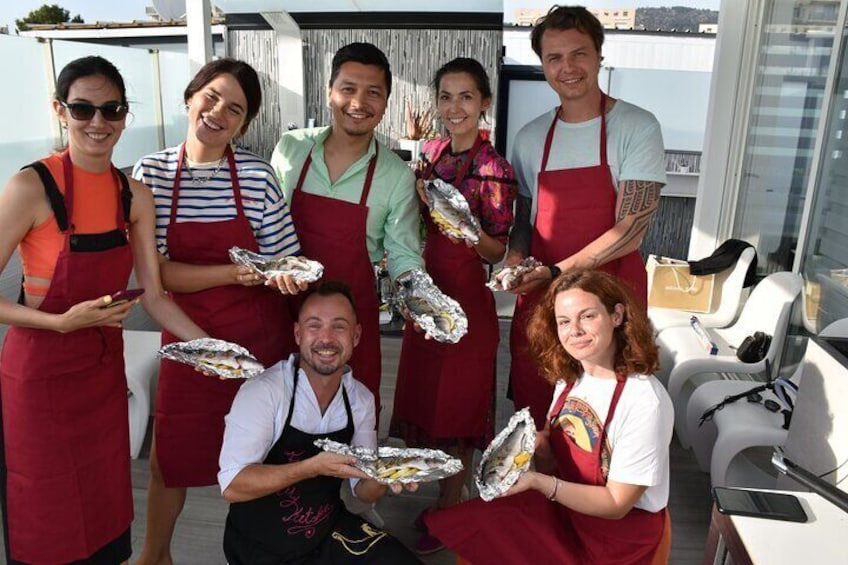 3-Hour Spanish Cuisine Private Cooking Masterclass in Sitges