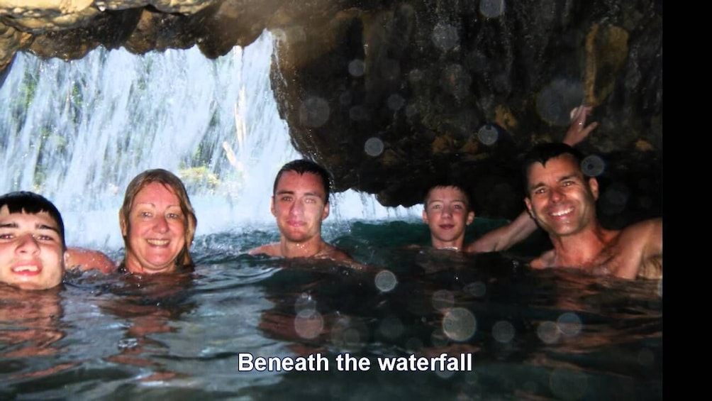 Show item 3 of 10. Blue Hole & Island Gully Waterfall Adventure with Lunch